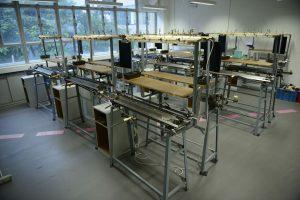 Hand-Knit Workshop - Left View