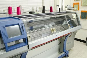 Automatic Knitting Machine