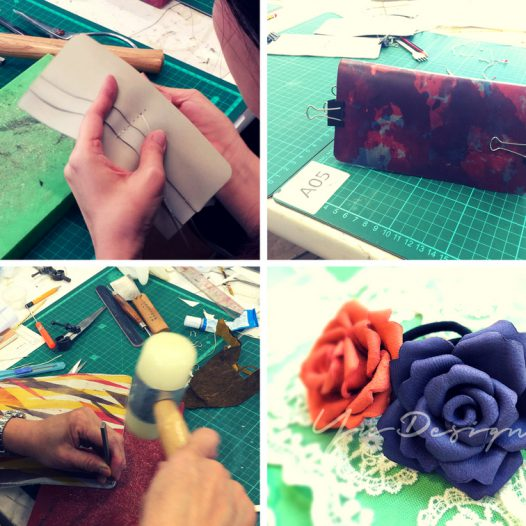 Leather Craft (Wallet)