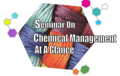 時裝及紡織業的化學品管理