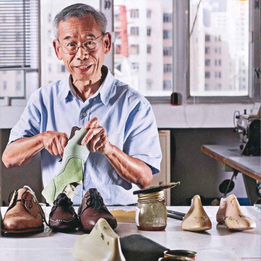 媒體報導 — 製鞋導師馬澤坤師傅訪問