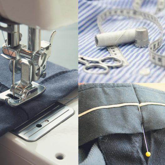 專業服裝修改 – 西褲班