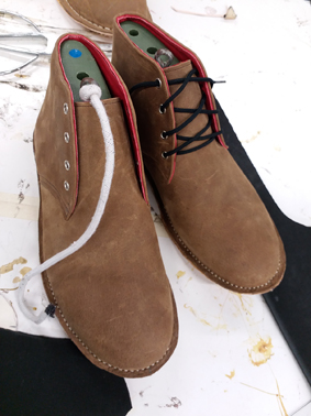 Handmade Footwear Workshop: Short Boots