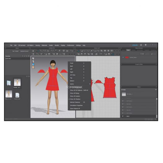 CLO | 3D Fashion Software