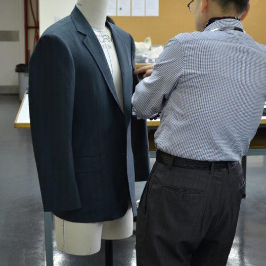 Enhanced Men's Suit Making (Jacket)