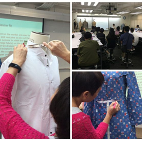 Fitting Technology for Fashion Garment