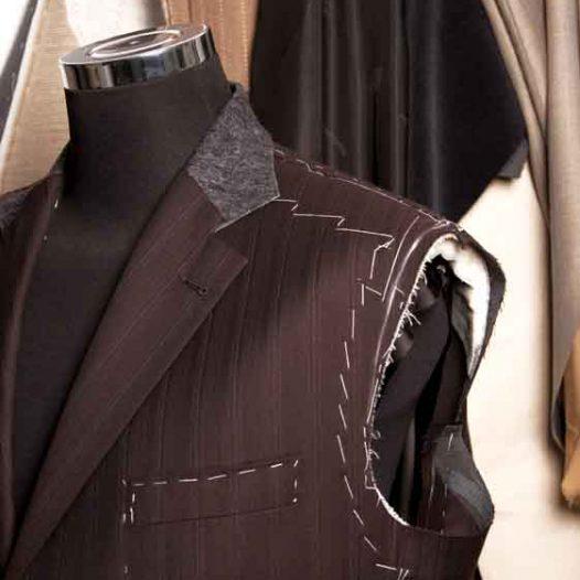 Enhanced Men's Suit Making (Trousers and Vest)