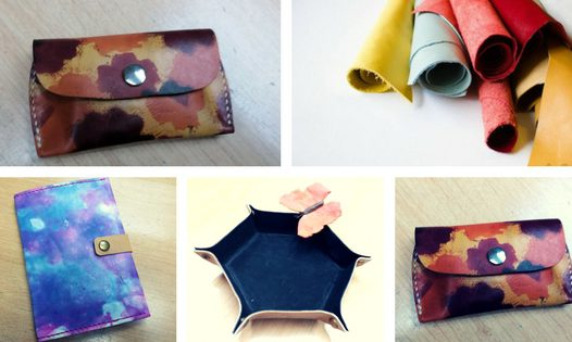 Leather Craft (Long Wallet)
