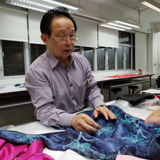 A Snapshot of Introduction to the Making of Traditional Qipao