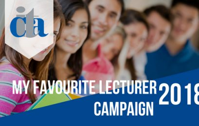 My Favorite Lecturer Campaign 2018 – Announcement