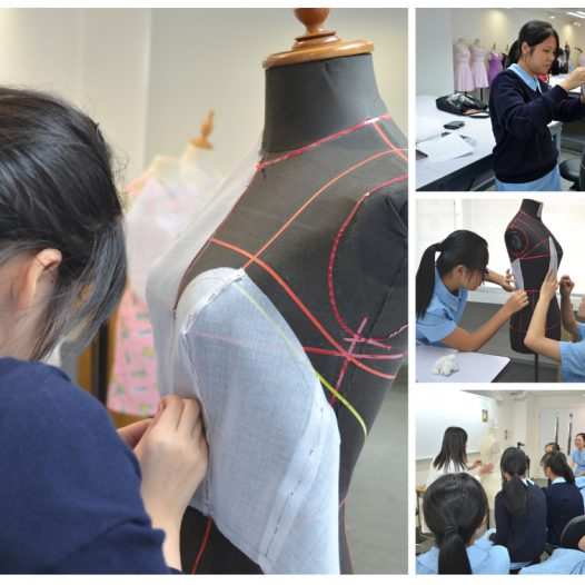 A Snapshot of Draping Skill Workshop