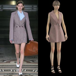 Introduction to 3D CAD systems for the fashion industry