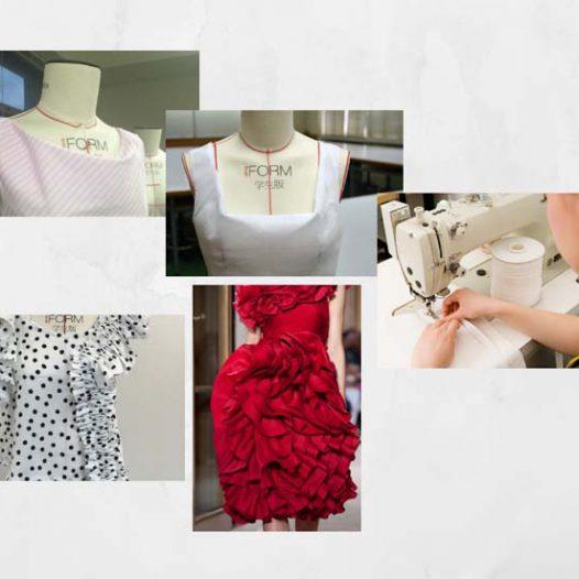 服裝款式細節工藝技巧基礎證書(兼讀制)
