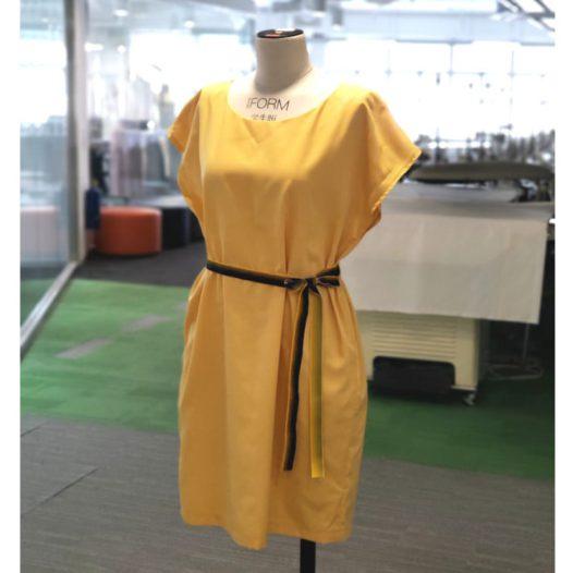 Dressmaking: Long blouse