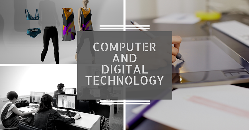 Computer and digital technology