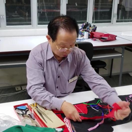 傳統旗袍製作進階