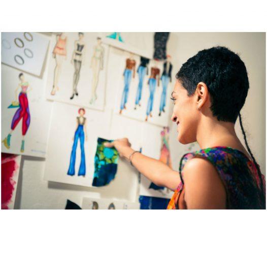Seamstress: Realising fashion design