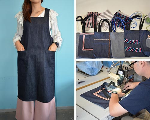 Level D – Sewing Course (Basic level)