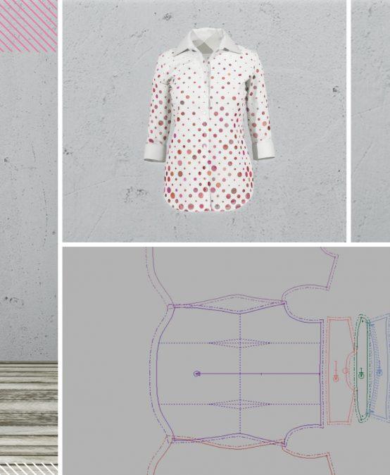 Sample Development Center – 3D Virtual Garment Workshop