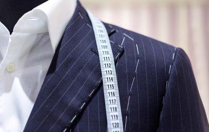 Sample Development Center- Men's suit