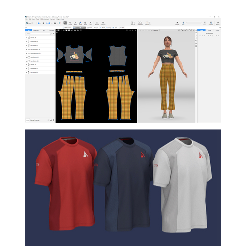 Browzwear | 3D Fashion Software