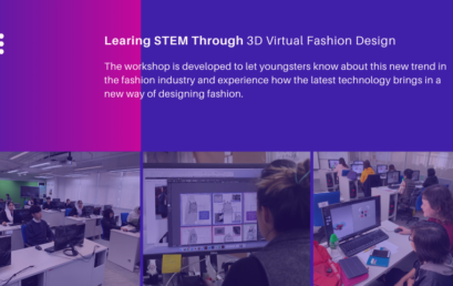 QEF Project – Learning STEM Through 3D Virtual Fashion Design