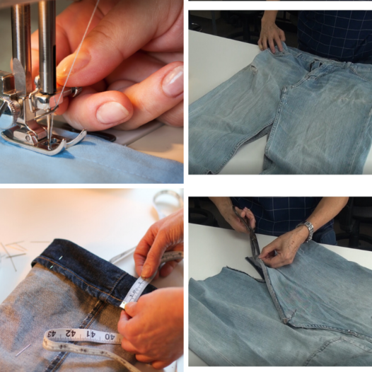 Clothing Alteration – Jeans