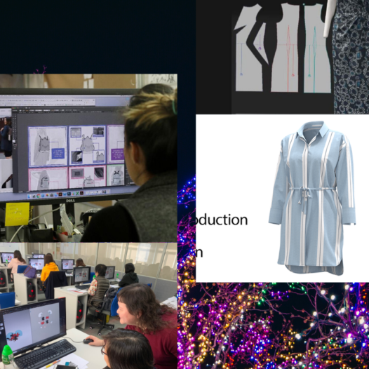 Certificate in 3D Virtual Fashion Making (Part-time)