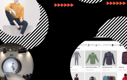 免費網絡研討會: 如何展示3D虛擬服裝