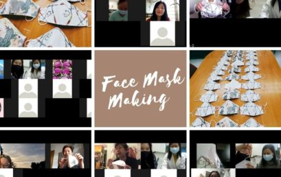 The Contactless Face Mask Making Course-