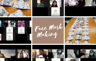 「無接觸」布口罩製作網上課程-
