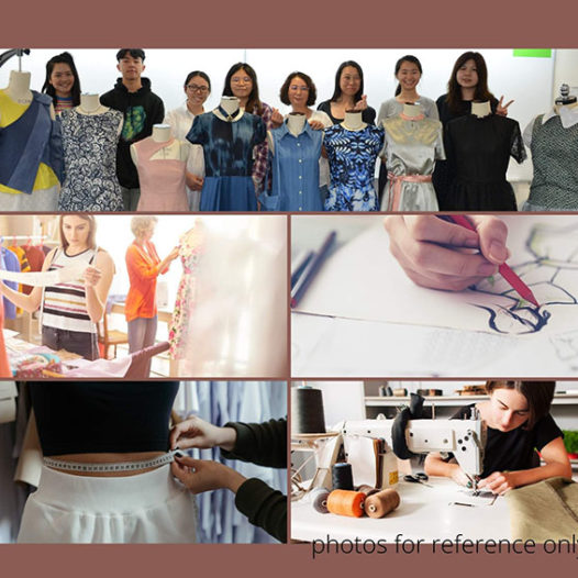 [New Course] Dressmaking II: Fashion Garment (Own basic style)