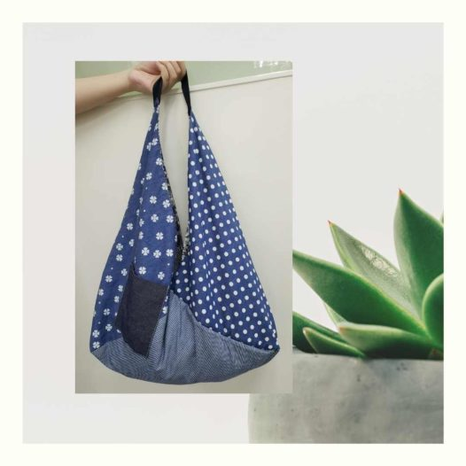 [New course] Origami Tote Bag Making