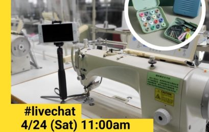 Live Chat on 24 April 2021