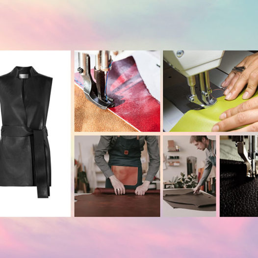 [New course] Basic Leather Garment Making